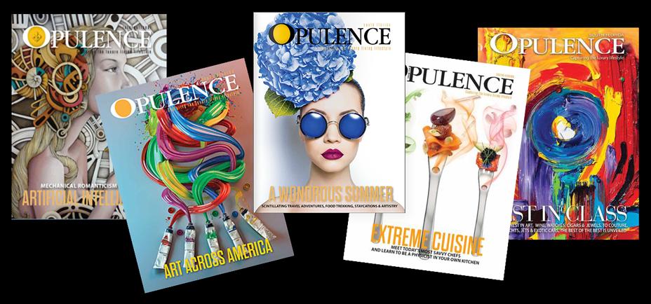 Opulence Magazines